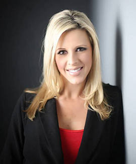 Headshot of Liz Crutcher